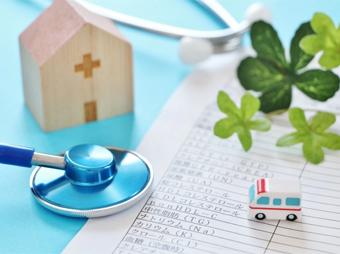 医療保険のご提案写真